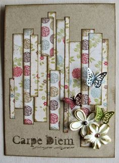 CreativeWorld: Carpe Diem.......DT Vilda Stamps