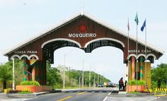 Distant 50 Km of Belém do Pará, Mosqueiro is the portal of one of the prettiest freshwater beaches in Brazil.