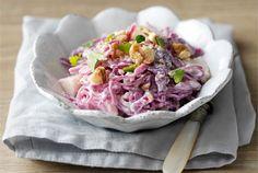 Bratwurst, Cabbage, Cooking Recipes, Vegetables, Food, Chef Recipes, Essen, Cabbages, Vegetable Recipes