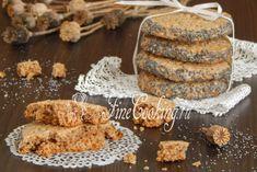 Гречневое печенье с маком - рецепт с фото