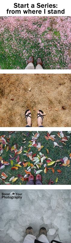 Start a Series: From Where I Stand | Boost Your Photography #fromwhereistand #photography #selfie