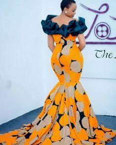 Dress by Karibu nikushonee nguo nzuri kwa ajili ya mtoko/event yako kwa bei reasonable. Kwa order na maelezo zaidi… African Fashion Ankara, Latest African Fashion Dresses, African Print Fashion, Africa Fashion, Dress Fashion, African Print Wedding Dress, African Wedding Attire, African Attire, African Outfits