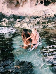 Grab a friend + jump in the water || The sea is calling...