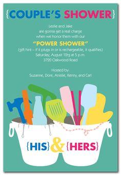 Gift Bucket - Bridal Shower Invitations by Invitation Consultants. (IC-RLP-33 )