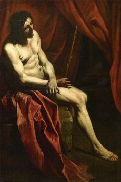 Cristo deriso (o in meditazione) - Bernini -  1635