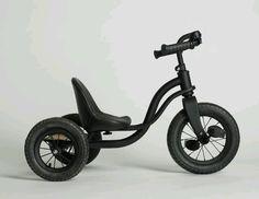 James Pearce Tricycle via Lil Snob *Love this!* #AllBlackEverything