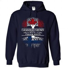 Canadian Grown With Finnish Roots - #hooded sweater #printed shirts. ORDER HERE => https://www.sunfrog.com/LifeStyle/Canadian-Grown-With-Finnish-Roots-8588-NavyBlue-30184270-Hoodie.html?60505
