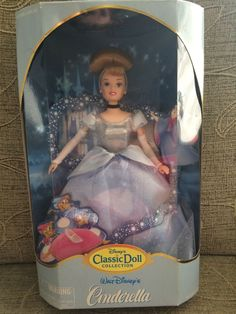 Disney Classic Doll Collection - Cinderella 18+3ю5