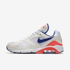 Nike Air Force 1 Mid Red Denim Sneaker Bar Detroit