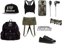 """Untitled #55"" by theladymindless ❤ liked on Polyvore"
