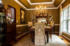 Eclectic Interiors eclectic-dining-room
