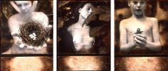 """Deborah Luster mi piace il gioco fra l'immagine che sembra """"fotografata"""" e dell'oggetto invece reale / il sapore antico dell'insieme"""
