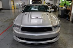 2014 Ford Mustang Supercharged V6 475hp