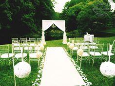 Garden Weddings - Circle of Love Weddings