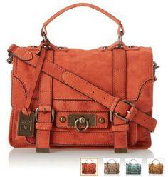 FRYE Cameron Small Top Handle Bag