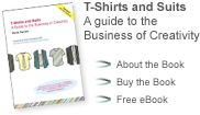 T-Shirts and Suits: A guide to the business of creativity Consultant, Books To Buy, Free Ebooks, Business Ideas, Freedom, Success, Key, Suits, Creative