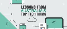 Australia at the moment is enjoying a certain level of prosperity in the tech and software sectors. As global demand for efficient software products and services have shifted towards the Asia Pacific region.