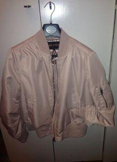 Kup mój przedmiot na #vintedpl http://www.vinted.pl/damska-odziez/kurtki/16888618-rozowy-bomber-oversize-musthave-40-tkmaxx-bomberka-baby-pink