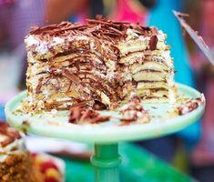 Tort de clatite - www.Foodstory.ro