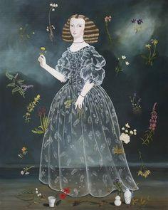 Anne Siems: Wildflowers