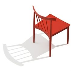 smile stackable chair as shown. 650.00