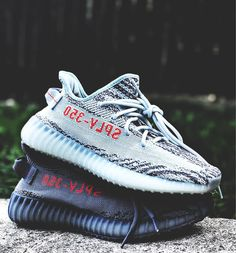 All Raffle Links For The Blue Tint Yeezy Boost 350 V2 (B37571)