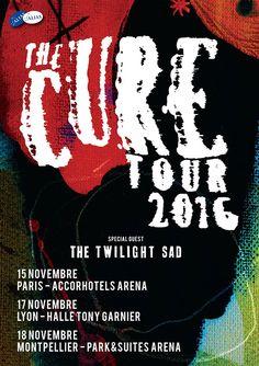 THE CURE, 15 novembre