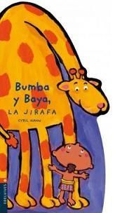 Bumba quiere ver la puesta de sol desde lo alto de un árbol. Él no puede trepar tan rápido como el mono, ni volar como el loro... Pero tiene a su amiga Baya, la jirafa, que hace las veces de ascensor.