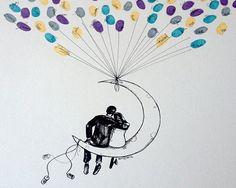 Ihr wollt für eure Hochzeit das Gästebuch selbst gestalten? Wir haben originelle und kreative Ideen für euer DIY-Gästebuch für die Hochzeit.