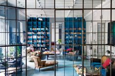 Living/reading room