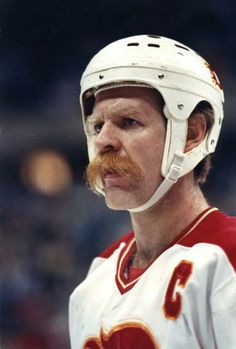 Lanny McDonald | Calgary Flames | NHL | Hockey