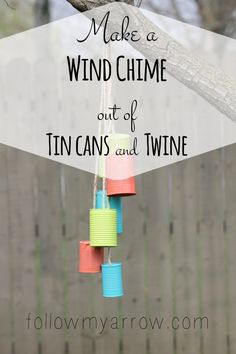 This Is Another Fun And Easy Tin Can Project That Appropriate For Any