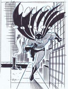 Batman - Bruce Timm