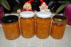 Fru Kubiks lækkerier: Appelsinmarmelade