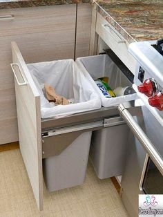 5 Cheap And Easy Cool Tips: Kitchen Remodel With Island Benches kitchen remodel diy.Kitchen Remodel Before And After Posts kitchen remodel on a budget layout.Mobile Home Kitchen Remodel Farmhouse Style. Kitchen Cabinet Storage, Kitchen Drawers, Kitchen Redo, Kitchen Pantry, Storage Cabinets, Kitchen Organization, New Kitchen, Kitchen Dining, Kitchen Remodel