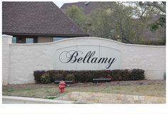 Bellamy in Cedar Park by Brohn Homes