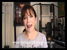 Bev's Testimonial for Steven Halligan at Halligan's Fitness Personal Training