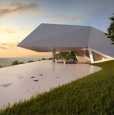Modern Villa F Overlooking The Greek Archipelago