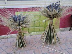Bouquet bancs d'église