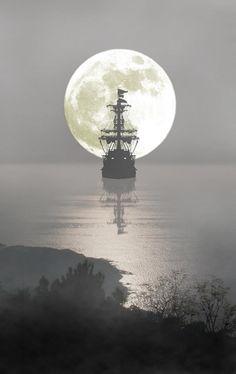 Dream Ship by Abdurrahmen Kandil