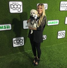 Pin for Later: The Adorable Way iJustine's Dog, Matty, Channels His Inner Justin Timberlake How did you end up with Matty?