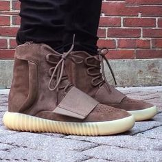 Adidas Yeezy Boost 750 Chocolate Brown by Kanye West l Follow us on Twitter: https://twitter.com/SneaksOnFiree