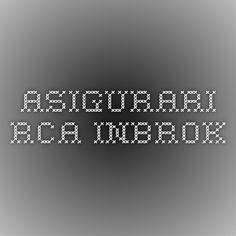 Asigurari RCA - Inbrok Shopping Cart Software, Coding, How To Get, Places, Programming, Lugares