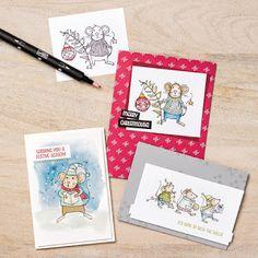 Creatief blog over kaarten maken en verkooppunt Stampin'Up!