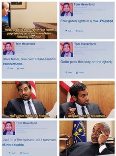 Humor | Parks and Recreation