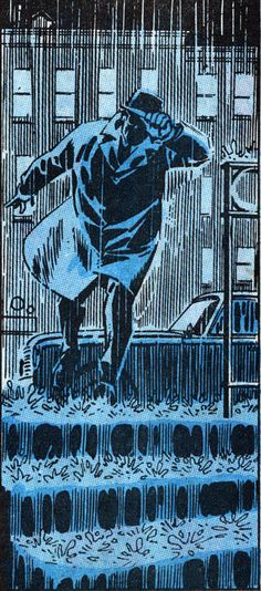 seanhowe:  Tower of Shadows #1. Art by Johnny Craig.