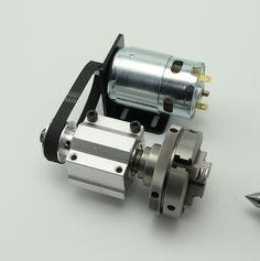 Stirling Engine Model 16-Cylinder Opposed Swashplate