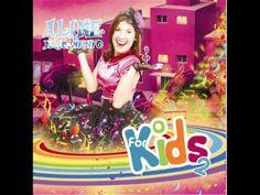 """Aline Nascimento FOR KIDS 2 """"Lá Vem Davi"""" (EXCLUSIVA) Lançamento 2013"""