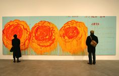 Cy Twombly @ Gagosian