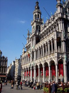 Brussels, Belgium  #europe #travel. We've Got 14 Months To Plan Our 10 Year Anniversary, Where To Go!?!
